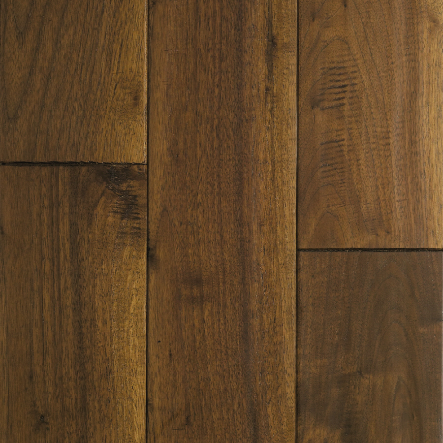 Shop mullican flooring chatelaine 4 in w prefinished for Prefinished flooring