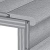 Mullican Flooring 3-in x 78-in Stirrup Oak Stair Nose Floor Moulding