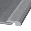 Mullican Flooring 2-in x 78-in Gunstock Threshold Moulding