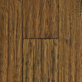 Mullican Flooring Chalmette 5-in W Hickory Engineered Hardwood Flooring 12587