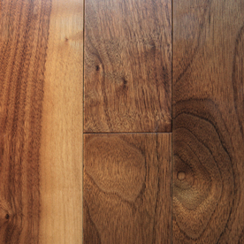 Mullican Flooring Ridgecrest 5-in W Walnut Engineered Hardwood Flooring 13342