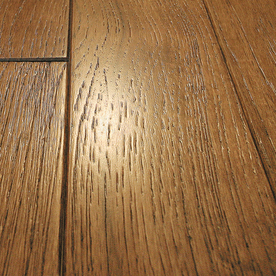 Shop mullican flooring 5 in w prefinished hickory 3 4 in for Mullican flooring