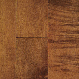 Mullican Flooring 4-in W x 9-in L Maple 3/4-in Solid Hardwood Flooring