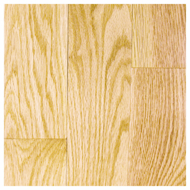 Mullican Flooring 3-in W x 9-in L Oak 3/4-in Solid Hardwood Flooring