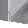 Mullican Flooring 0.75-in x 78-in Ebony Beech Quarter Round Floor Moulding