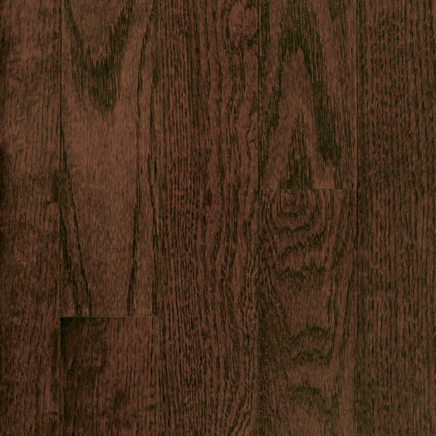 Shop mullican flooring st andrew 3 in w prefinished oak for Prefinished oak flooring