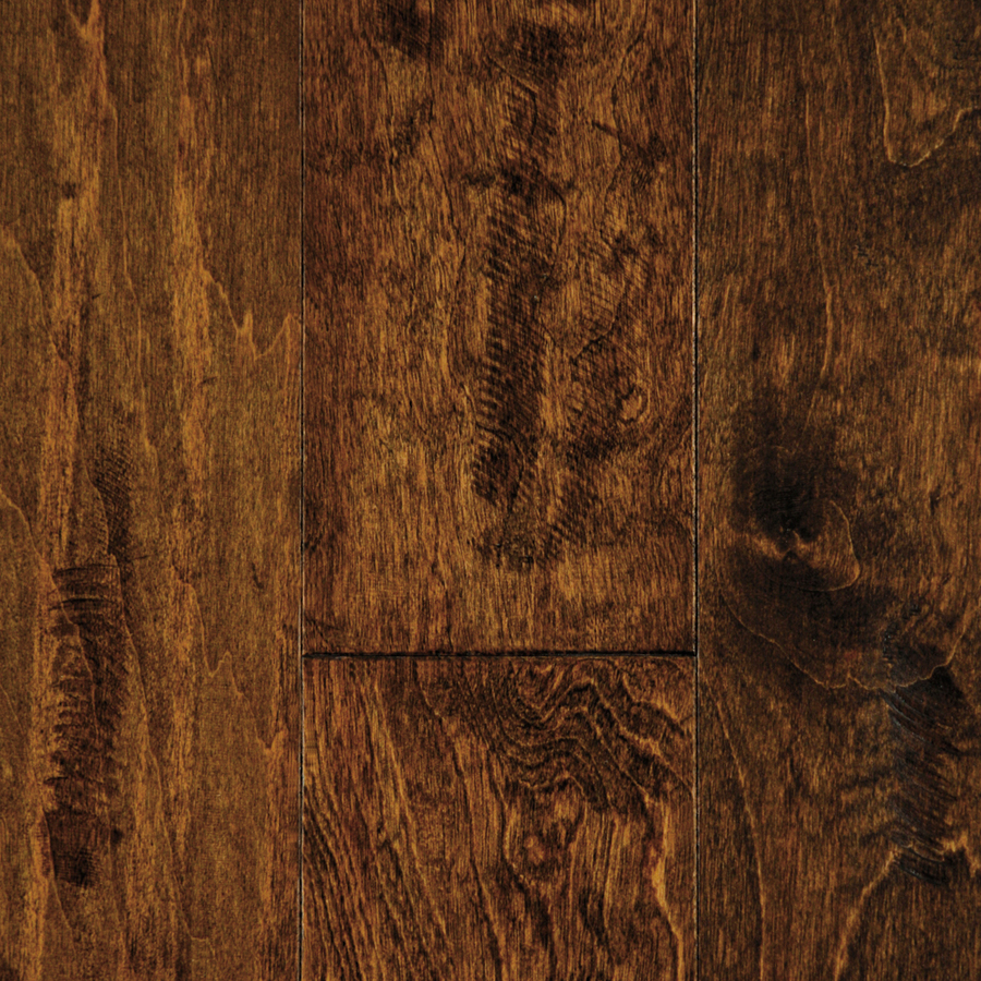 Shop mullican flooring chalmette 5 in w prefinished maple for Hardwood floors grand junction