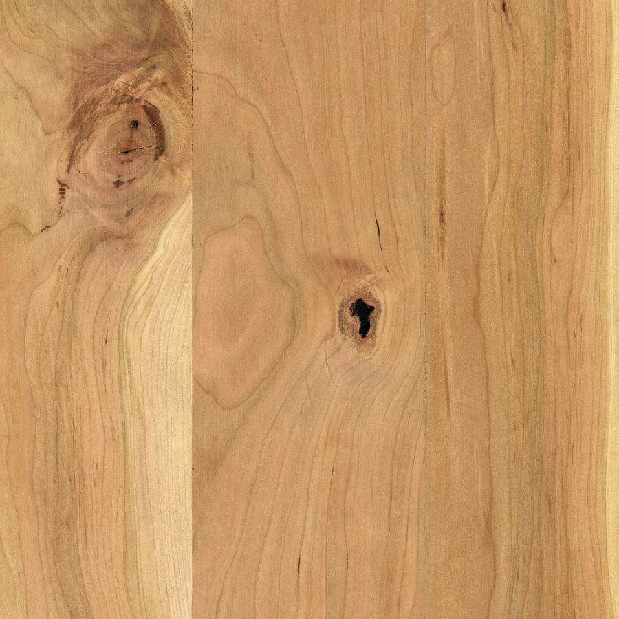Shop mullican flooring nature 4 in w prefinished cherry for Mullican flooring