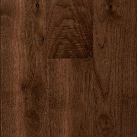 Mullican Flooring Nature 4-in W Walnut 3/4-in Solid Hardwood Flooring 15526
