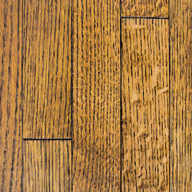 Mullican Flooring Mullican 2.25-in W Prefinished Oak Hardwood Flooring (Antique Gunstock)