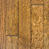 Mullican Flooring 0.75-in Oak Hardwood Flooring Sample (Antique Gunstock)