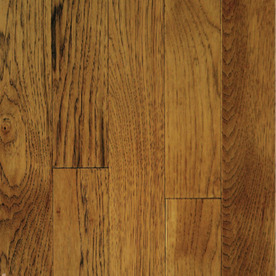 Mullican Flooring Mullican 5-in W Prefinished Hickory Hardwood Flooring (Natural)