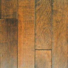 Mullican Flooring Mullican 4-in W Prefinished Maple Hardwood Flooring (Autumn)
