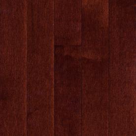 Mullican Flooring Mullican 3-in W Prefinished Maple Hardwood Flooring (Bordeaux)