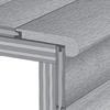 Mullican Flooring 3-in x 78-in Sandstone Oak Stair Nose Floor Moulding