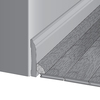 Mullican Flooring 0.75-in x 78-in Sandstone Oak Quarter Round Floor Moulding