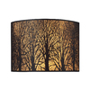 Westmore Lighting 11-in W 1-Light Aged Bronze Pocket Wall Sconce