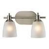 Westmore Lighting 2-Light Fillmore LED Bathroom Vanity Light