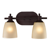Westmore Lighting 2-Light Fillmore Bathroom Vanity Light