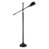 Westmore Lighting Caledonia 55.5-in Sheridan Bronze Indoor Floor Lamp with Metal Shade