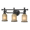 Westmore Lighting 3-Light Nicolette Bathroom Vanity Light
