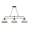 Westmore Lighting Corkshire Oil-Rubbed Bronze Pool Table Lighting