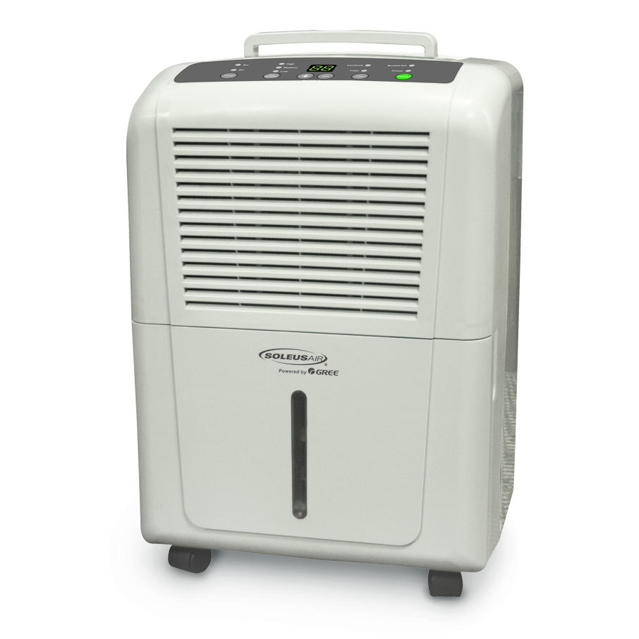 Shop Soleus Powered By Gree 30 Pint 3 Speed Dehumidifier