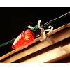 Commercial Christmas Hardware 75-Pack Plastic Gutter/Shingle Clips