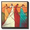 art.com 25-in W x 25-in H Figurative Canvas