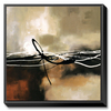 art.com 26-in W x 25-in H Abstract Canvas