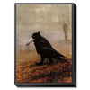 art.com 21-in W x 29-in H Animals Canvas