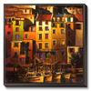art.com 29-in W x 29-in H Landscapes Canvas