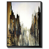 art.com 31-in W x 41-in H Abstract Canvas