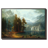 art.com 37-in W x 26-in H Landscapes Canvas Wall Art
