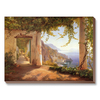 art.com 39-in W x 28-in H Landscapes Canvas