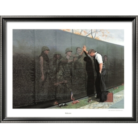 art.com 32-in W x 25-in H Figurative Framed Wall Art