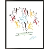 art.com 22-in W x 28-in H Figurative Framed Art