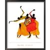 art.com 18-in W x 22-in H Figurative Framed Art