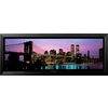 art.com 14-in W x 39-in H Architecture Framed Wall Art
