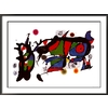 art.com 45-in W x 33-in H Abstract Framed Art