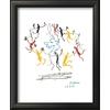 art.com 12-in W x 15-in H Figurative Framed Wall Art