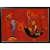 art.com 41-in W x 30-in H Abstract Framed Art