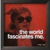 art.com 11-in W x 11-in H Figurative Framed Art