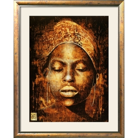 art.com 32-in W x 40-in H Figurative Framed Wall Art