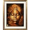 art.com 32-in W x 40-in H Figurative Framed Art