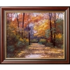 art.com 33-in W x 28-in H Landscapes Framed Wall Art
