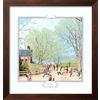 art.com 19-in W x 20-in H Landscapes Framed Art