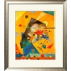 art.com 22-in W x 19-in H Abstract Framed Wall Art