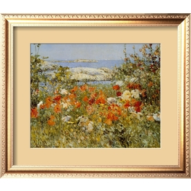 art.com 27-in W x 24-in H Floral and Botanical Framed Art