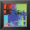 art.com 10-in W x 10-in H Architecture Framed Art